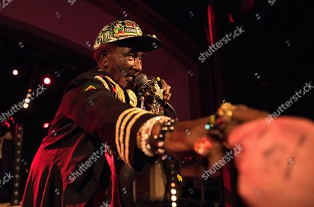 Stock Photo of Lee Scratch Perry