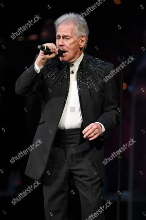 Editorial image of Jimmy Beaumont in concert, Florida Atlantic University, Boca Raton, Florida, USA - 11 Mar 2017