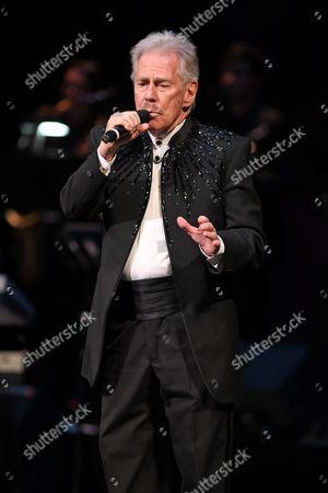 Editorial photo of Jimmy Beaumont in concert, Florida Atlantic University, Boca Raton, Florida, USA - 11 Mar 2017