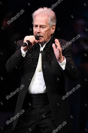 Editorial picture of Jimmy Beaumont in concert, Florida Atlantic University, Boca Raton, Florida, USA - 11 Mar 2017