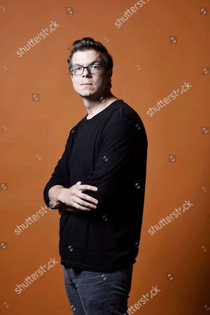 Stock Image of Ben Lerner