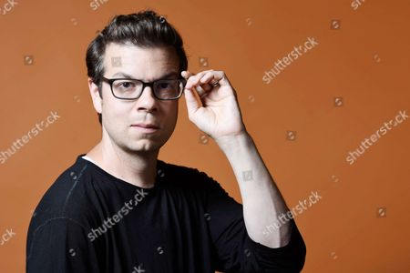 Stock Picture of Ben Lerner