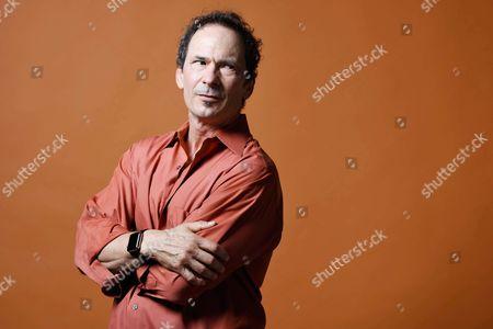 Stock Photo of Forrest Gander