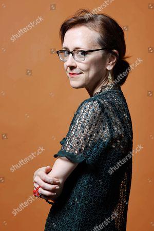 Editorial photo of American literature festival, Vincennes, France - 12 Mar 2017