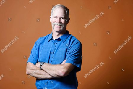 Stock Photo of Pete Fromm