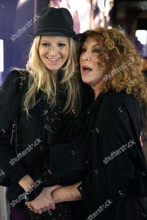 Savannah Miller and Nona Summers