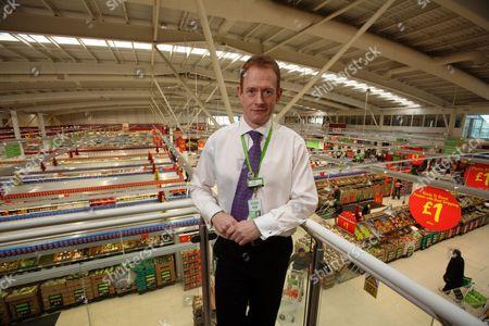 Andy Bond, CEO of Asda
