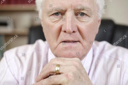 Editorial photo of John McFall MP, Chairman of the Commons Treasury Select Committee, Dumbarton, Scotland, Britain - 12 Feb 2009