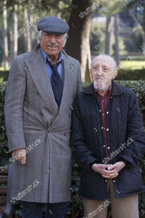 Editorial image of 'Chi Savera le Rose' film photocall, Rome, Italy - 13 Mar 2017