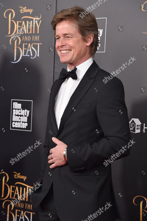 Editorial image of 'Beauty and the Beast' film premiere, Arrivals, New York, USA - 13 Mar 2017