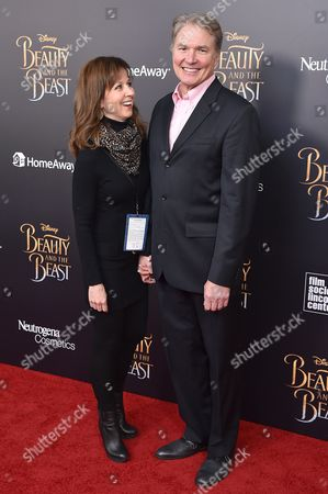 Editorial photo of 'Beauty and the Beast' film premiere, Arrivals, New York, USA - 13 Mar 2017