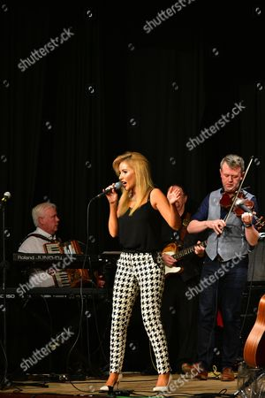 Editorial photo of An Evening with Legendary Country Music stars live in concert, Killeeshil, Dungannon, County Tyrone, Northern Ireland, UK - 04 Mar 2017
