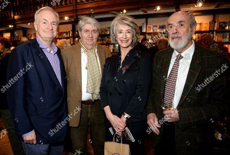 Paul Gambaccini, Tom Conti and Maureen Lipman