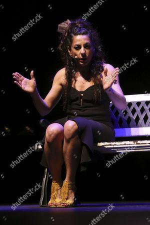 Stock Picture of Cristina Medina