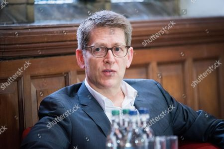 Editorial image of Jay Carney at Oxford Union, Oxford, UK - 03 Mar 2017
