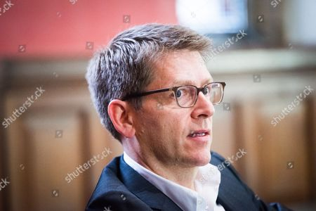 Stock Photo of Jay Carney