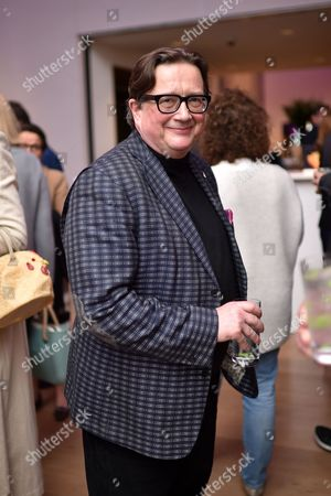 Editorial image of 'CURE³' Private View in aid of Cure Parkinson's Trust, London, UK - 13 Mar 2017