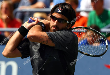 Editorial image of Us Open Tennis Championships Day Six - 04 Sep 2010