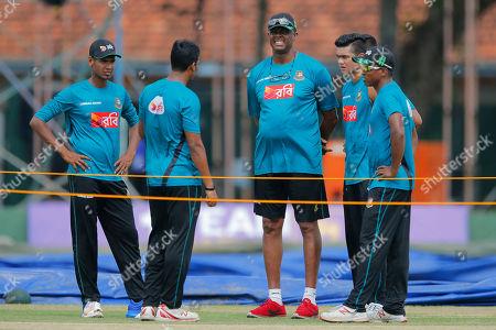 Editorial photo of Bangladesh Cricket, Colombo, Sri Lanka - 14 Mar 2017