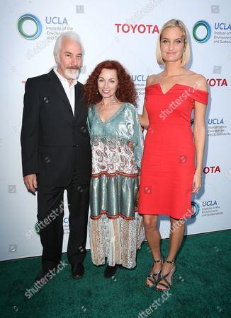 Rick Baker, Silvia Abascal, Alexandria Jackson