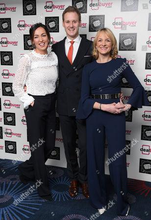 Sally Nugent, Dan Walker and Louise Minchin