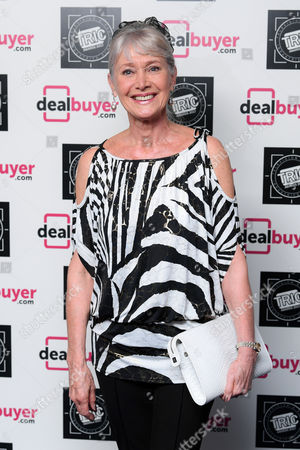 Editorial photo of The TRIC Awards, Arrivals, Grosvenor House, London, UK - 14 Mar 2017