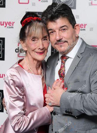 John Altman and June Brown