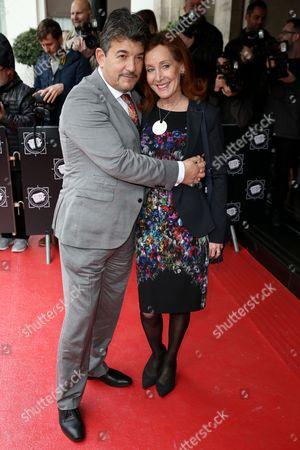 John Altman and Brigitte Altman