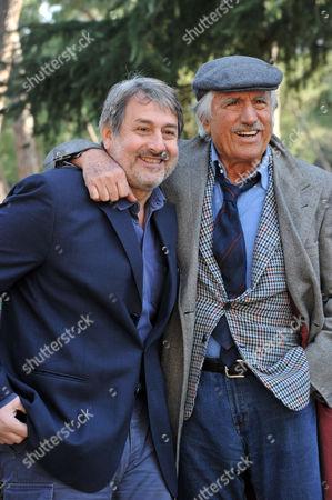 Stock Image of Massimiliano Buzzanca, Lando Buzzanca