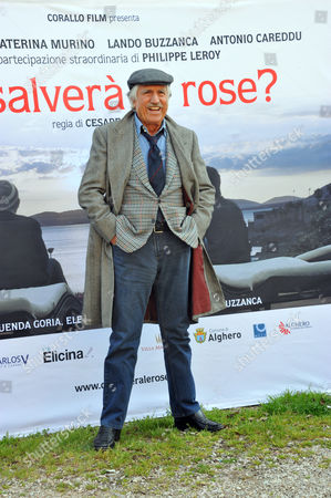 Editorial picture of 'Chi Salvera le Rose' film photocall, Rome, Italy - 13 Mar 2017
