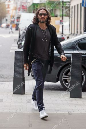 Stock Picture of Russell Brand