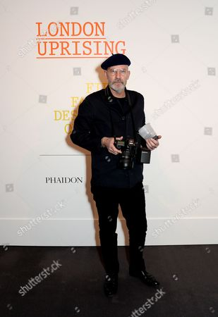 Editorial picture of 'London Uprising' book launch at Sotheby's, London, UK - 14 Mar 2017
