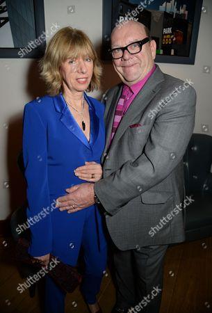 Kathy Gilfillan and Paul McGuinness
