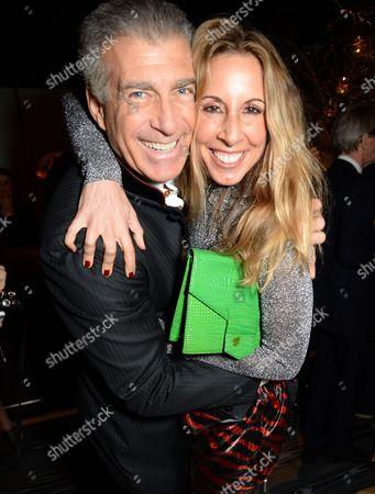 Hugh Morrison and Hayley Sieff