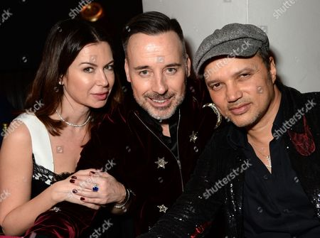 Editorial picture of Heather Kerzner Birthday Party at Avenue, London, UK - 14 Mar 2017