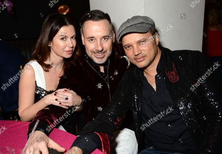 David Furnish and Gerry DeVeaux