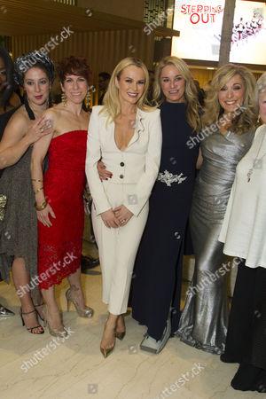 Natalie Casey (Sylvia), Anne-Jane Casey (Mavis), Amanda Holden (Vera), Tamzin Outhwaite and Tracy-Ann Oberman (Maxine)