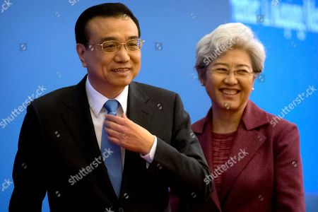 Editorial picture of Politics, Beijing, China - 15 Mar 2017