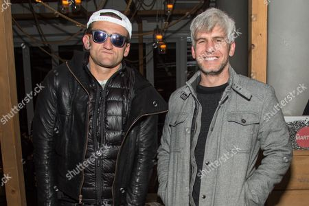 Casey Neistat and Max Joseph