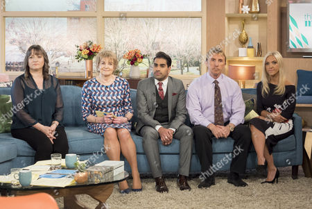 Lucy Alexander, Deidre Sanders, Dr Ranj and The Speakmans