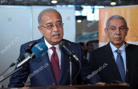 Egyptian Prime Minister Sherif Ismail