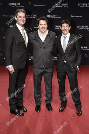 Editorial picture of Premiere of Amazon Prime Series You Are Wanted in Berlin, Germany - 15 Mar 2017