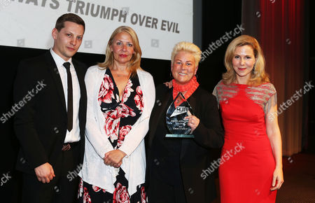 People's Choice Award Winner - Soi Dog Foundation - Presented by James Sutton and Sally Phillips