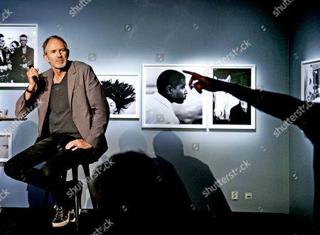 Anton Corbijn, Dutch photographer, music video director, and film director