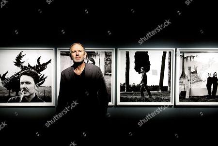 Editorial picture of Anton Corbijn, Stockholm, Sweden - 15 Sep 2016