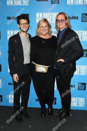 Editorial photo of 'New Directors New Films 2017' opening night, The Museum of Modern Art, New York, USA - 15 Mar 2017