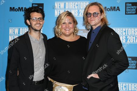 Noah Stahl, Bridget Everett, Dan Sullivan
