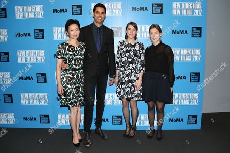La Frances Hui, Rajendra Roy, Sophie Cavoulacos, Izzy Lee