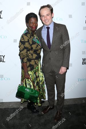 Thelma Golden and Scott Rothkopf, Whitney Chief Curator