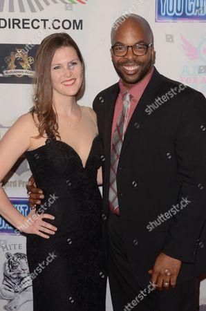 Andre Gordon and Nannette Gordon